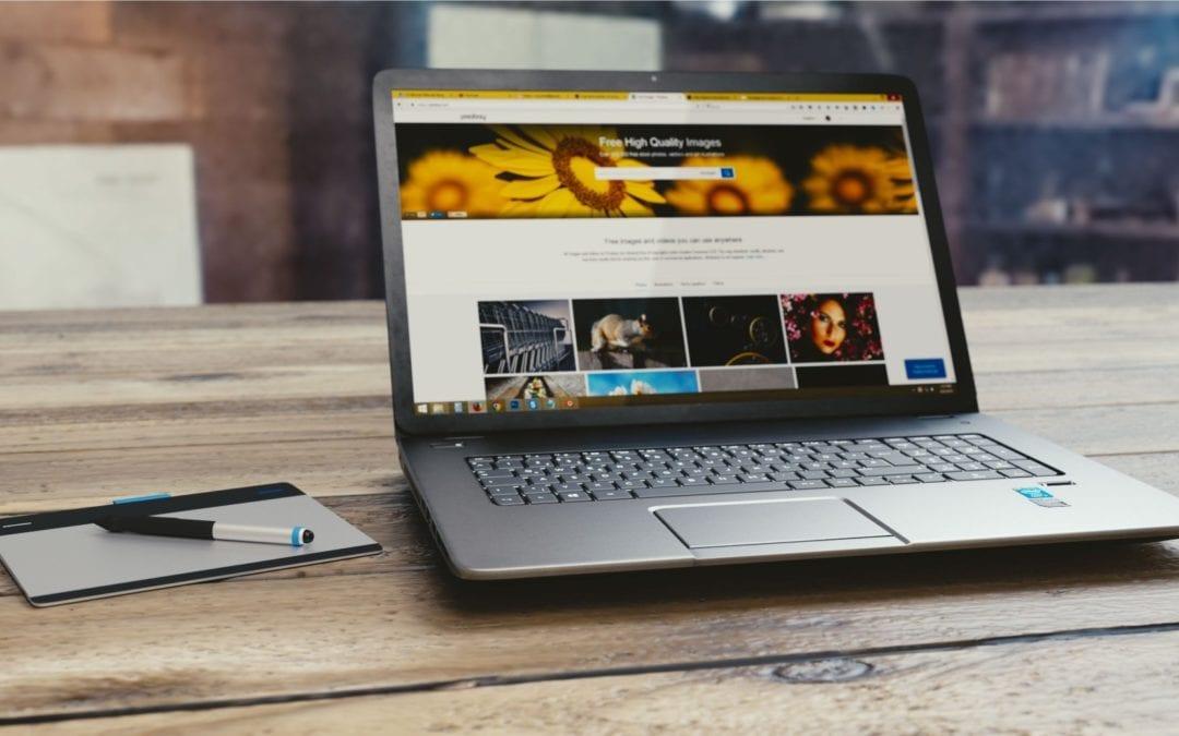Registro de mejoras en Páginas Web